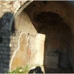 40 Casa pompeiana - Larario - Casa del Criproportico - vesuvioweb