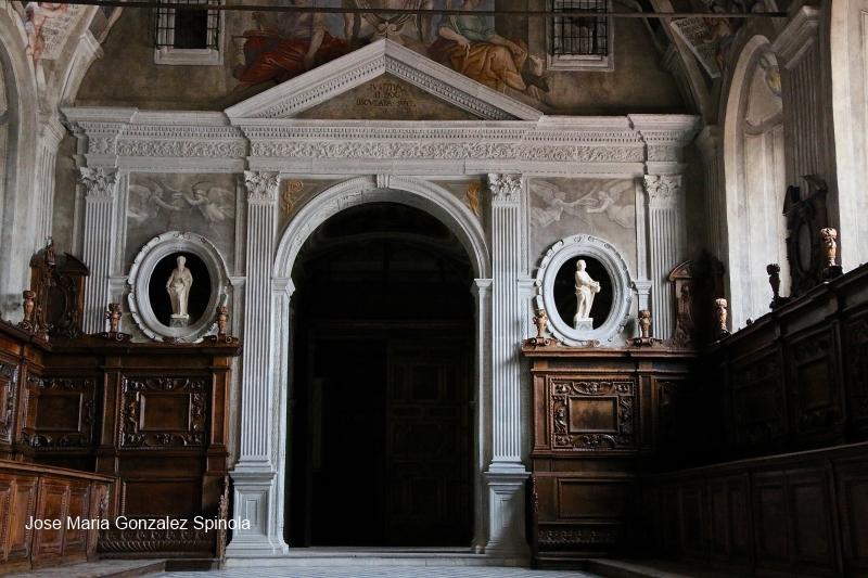40 - Chiesa dei Santi Severino e Sossio - Jose Maria Gonzalez Spinola - vesuvio0web 2015