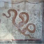43 Casa pompeiana - Larario - Casa dei Diadumei o di Epidio Rufo - vesuvioweb2