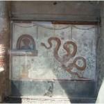 46 Casa pompeiana - Larario - Casa dei Diadumei o di Epidio Rufo - vesuvioweb5