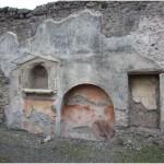 5 Casa pompeiana - Larario - Casa di Paccio Alessandro - vesuvioweb