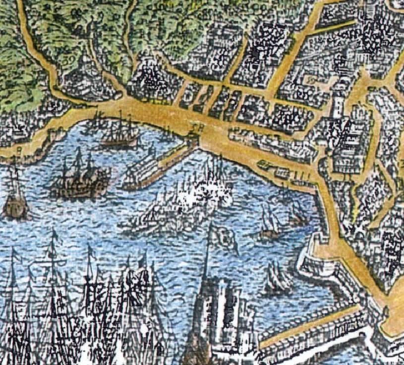 5 San Leonardo D'Orio Napoli 1648
