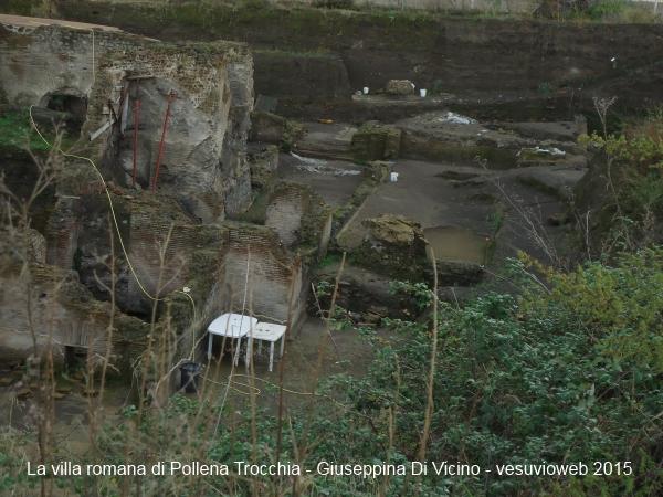 5 Villa romana di Pollena Trocchia - Reportage di Giuseppina Di Vicino - vesuvioweb 2015