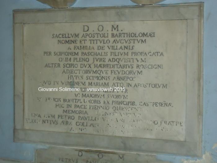 5  -  vesuvioweb 2015 - La chiesa di San Pietro Martire - Di Giovanni Solimene