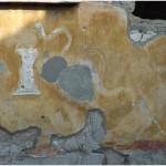 58 Casa pompeiana - Larario - Casa di Ercole - vesuvioweb