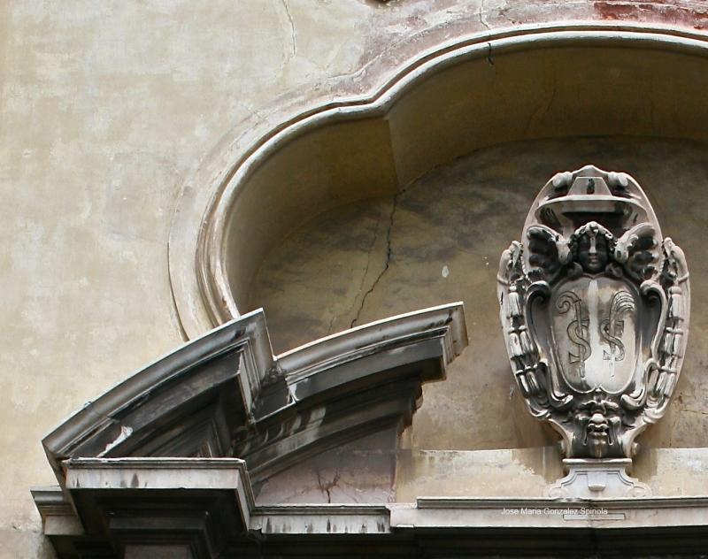 6 - Chiesa dei Santi Severino e Sossio - Jose Maria Gonzalez Spinola - vesuvio0web 2015