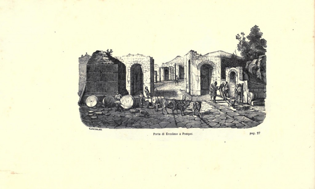 6 Pompei descritta ed illustrata - Gaetano Nobile 1863 - Archivio vesuvioweb 2015