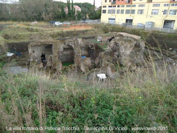 6 Villa romana di Pollena Trocchia - Reportage di Giuseppina Di Vicino - vesuvioweb 2015