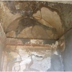 60 Casa pompeiana - Larario - Casa del Gallo - vesuvioweb2