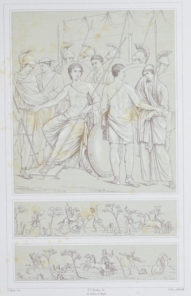 7 - Pompei - L'arte a Pompei - vesuvioweb 2017