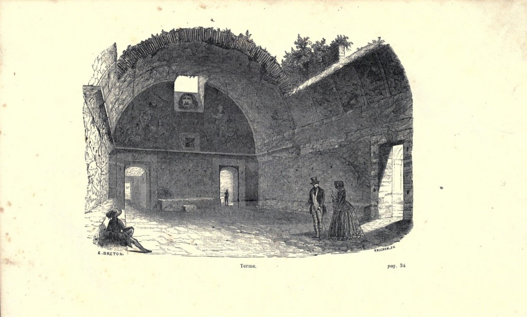 7 Pompei descritta ed illustrata - Gaetano Nobile 1863 - Archivio vesuvioweb 2015
