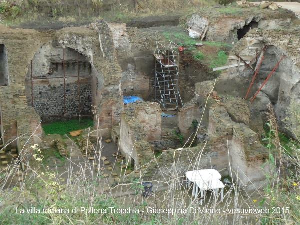 7 Villa romana di Pollena Trocchia - Reportage di Giuseppina Di Vicino - vesuvioweb 2015