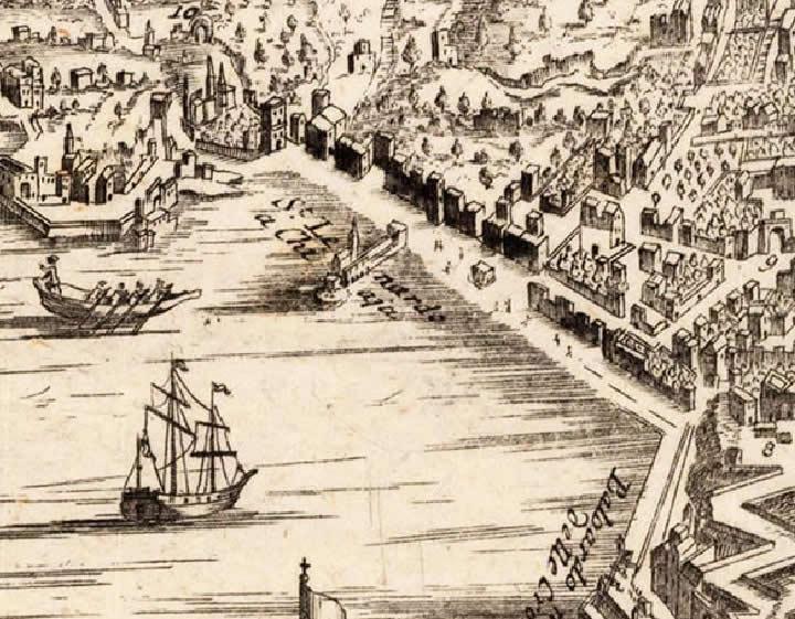 7a San Leonardo D'Orio - Napoli 1710 Augsburg, G Bodenehr