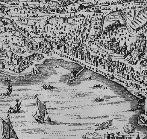 7d San Leonardo D'Orio Johan Baptiste Homan 1727