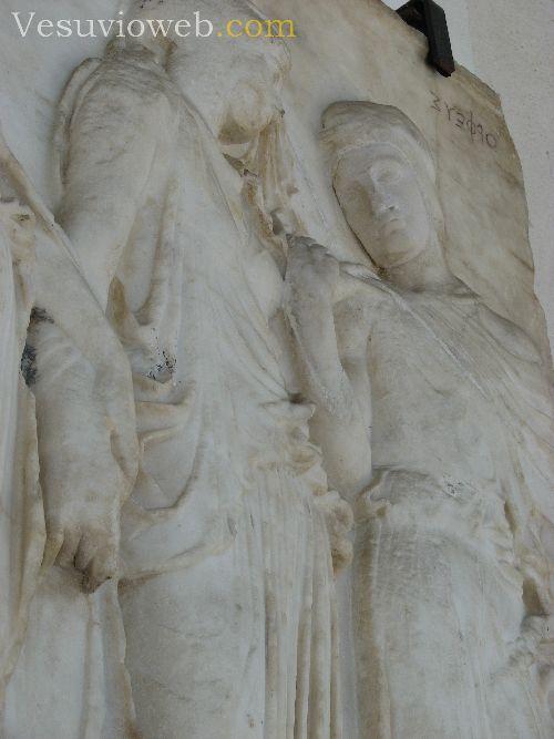 Aniello Langella - Il bassorilievo di Orfeo e Euridice di Torre del ... fdeca4f4d8bc