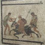 8 Casa pompeiana - Larario - Casa dalle Paresi Rosse - vesuvioweb