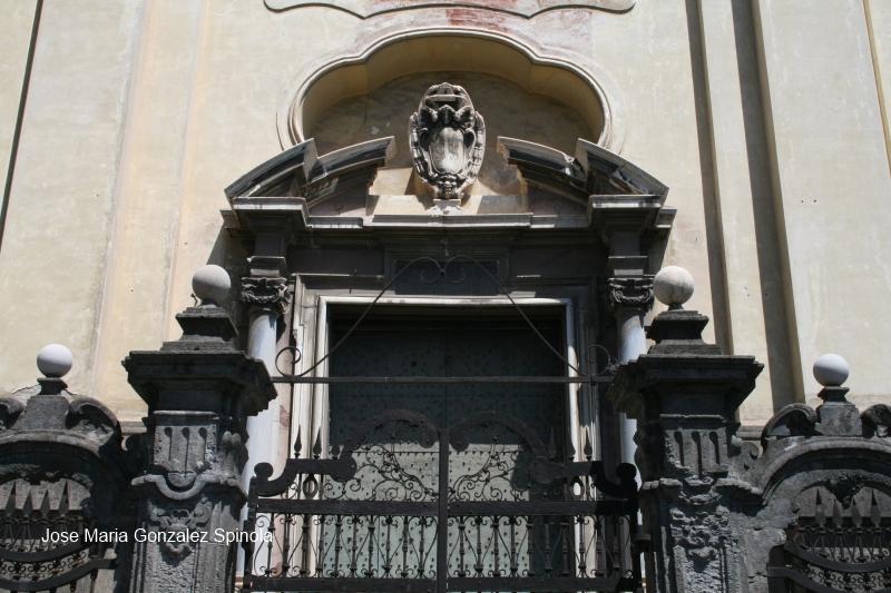 8 - Chiesa dei Santi Severino e Sossio - Jose Maria Gonzalez Spinola - vesuvio0web 2015