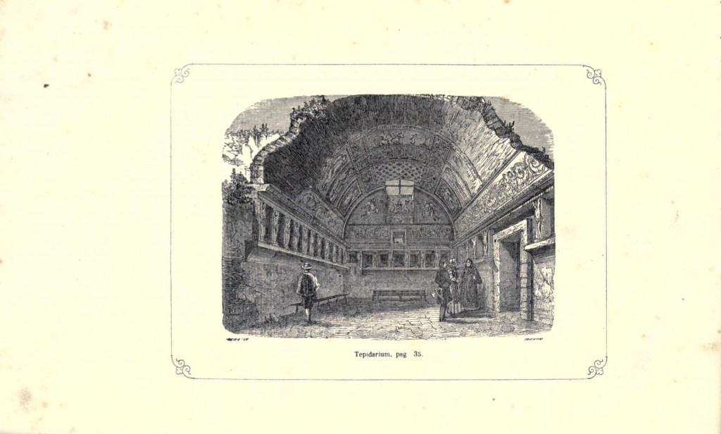 8 Pompei descritta ed illustrata - Gaetano Nobile 1863 - Archivio vesuvioweb 2015