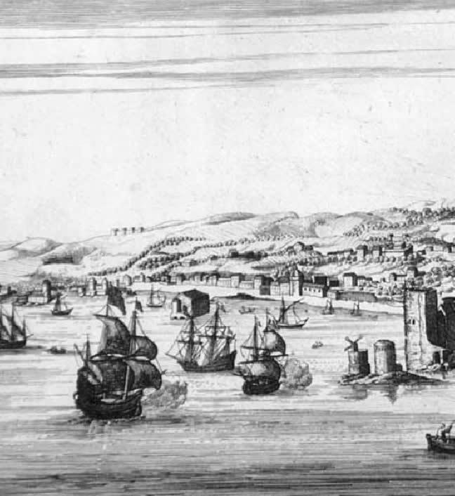 8 San Leonardo D'Orio Napoli 1732 Berard Stad