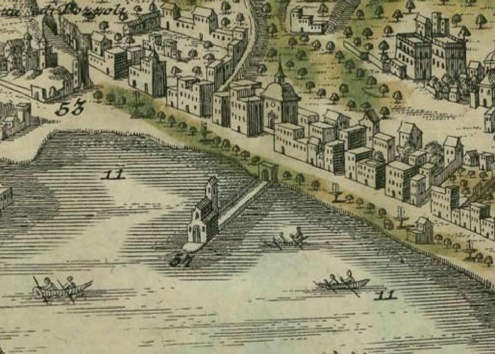 8a San Leonardo D'Orio Homann 1734