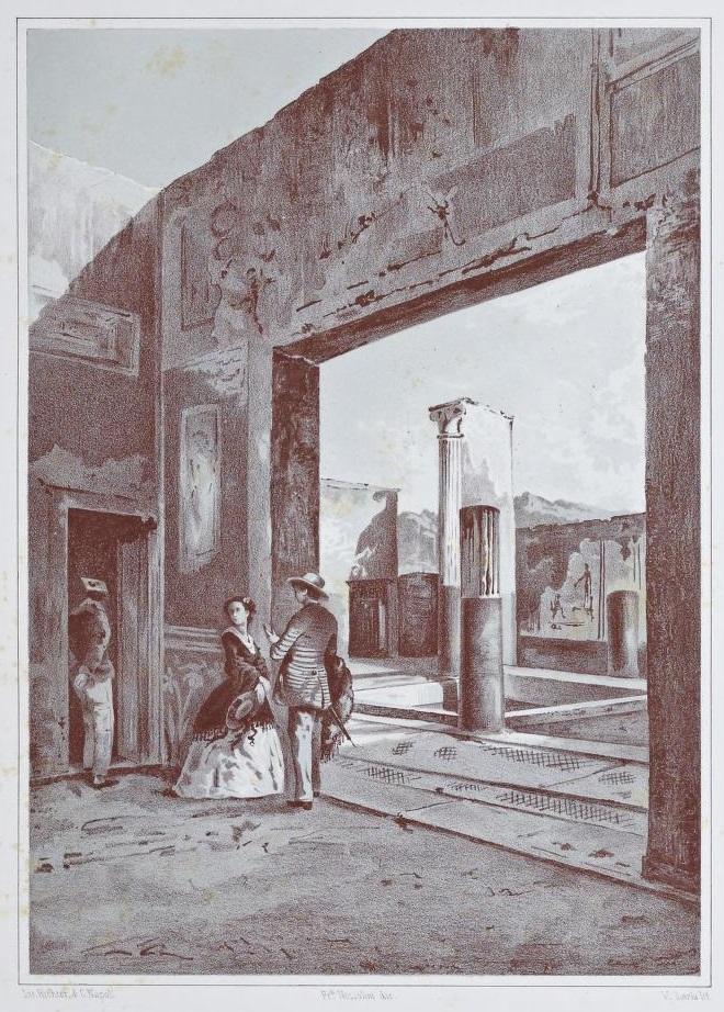 9 - Pompei - L'arte a Pompei - vesuvioweb 2017