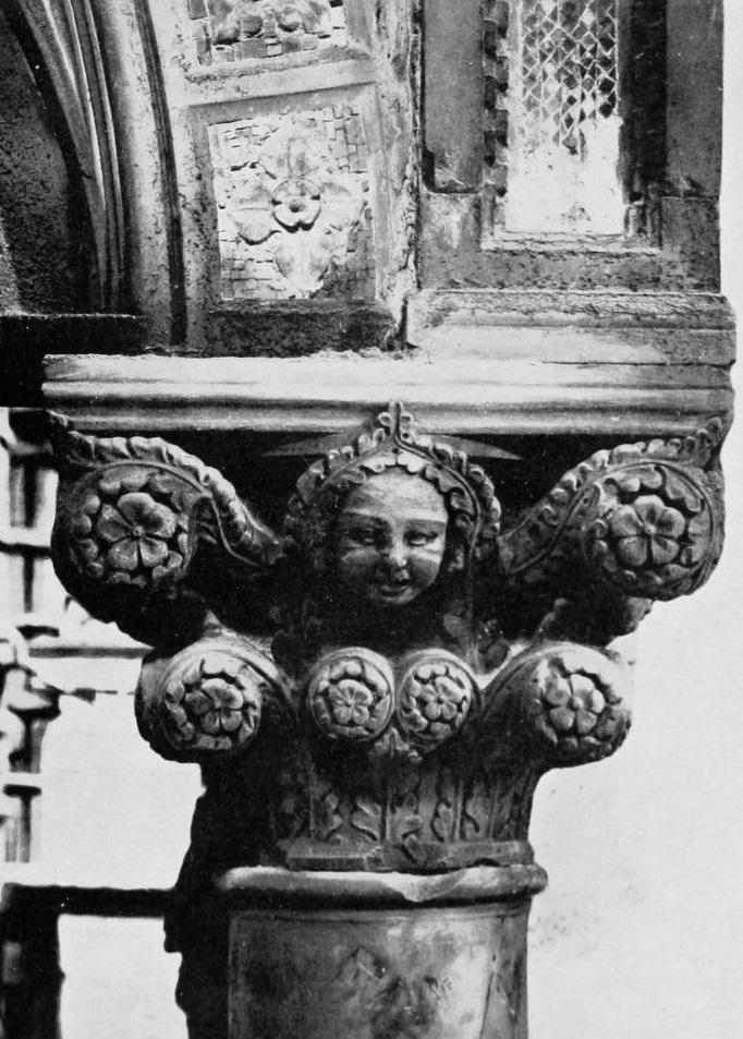Il sepolcro di Caterina d'Asburgo a Napoli - vesuvioweb 2016 - 1