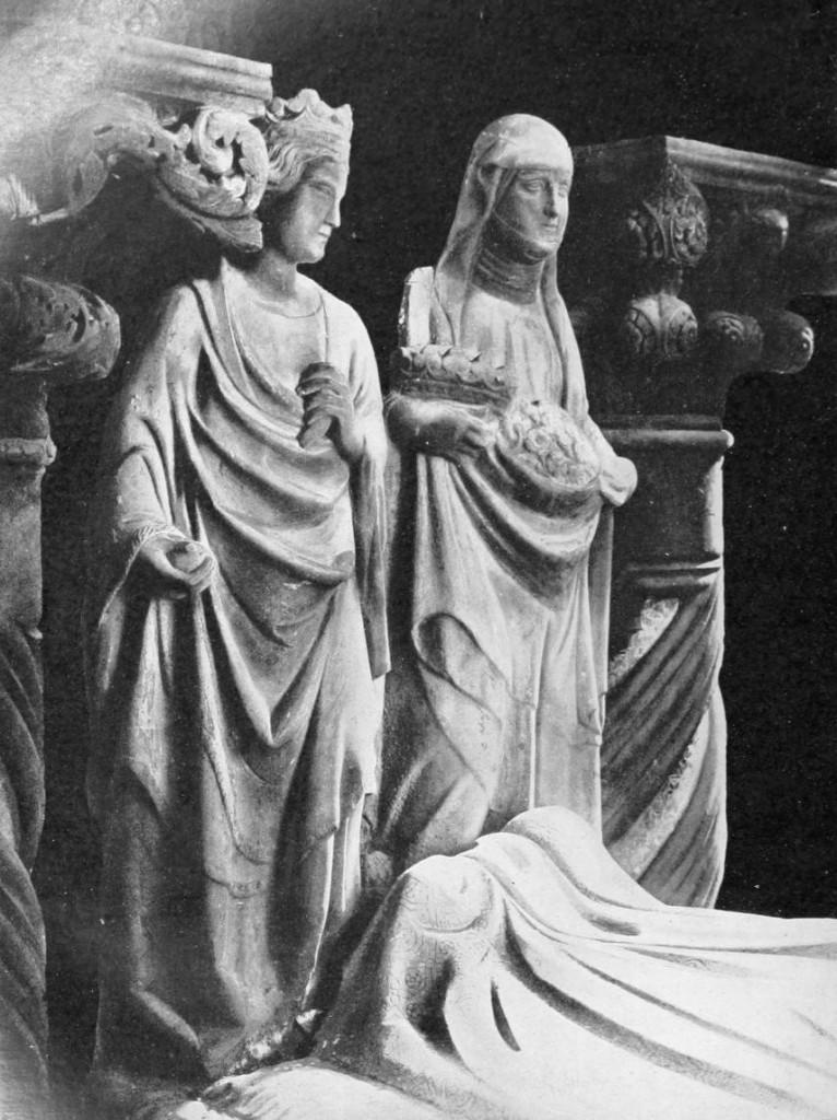 Il sepolcro di Caterina d'Asburgo a Napoli - vesuvioweb 2016 - 4