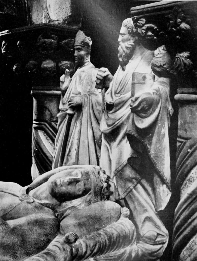 Il sepolcro di Caterina d'Asburgo a Napoli - vesuvioweb 2016 - 5