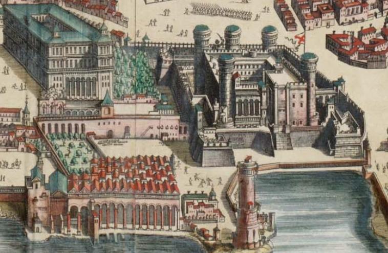 Napoli 1663