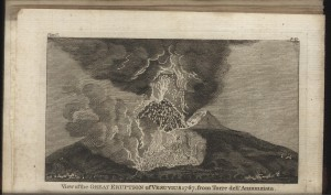 Observations on Mount Vesuvius, Mount Etna, and other volcanos in a series of letters addressed to the Royal Society - Sir William Hamilton - London 1772 - vesuvioweb 2016