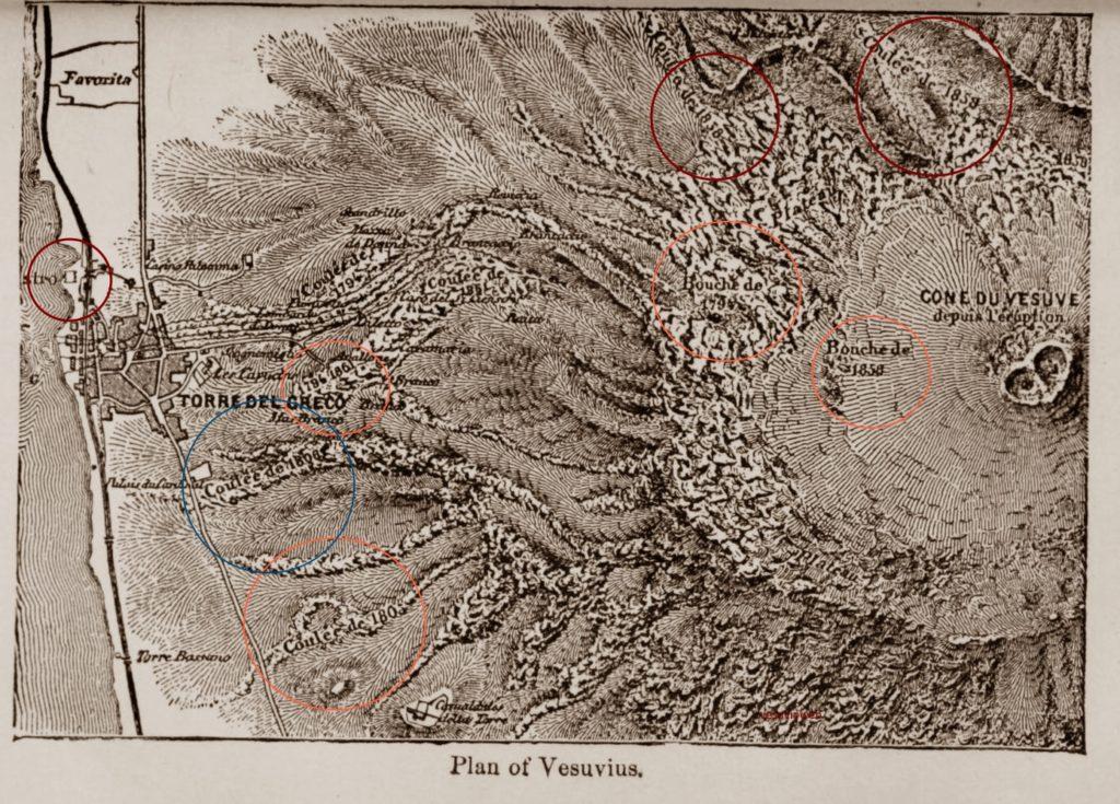Vesuvio 1872 da Marco Monnier - vesuvioweb 2017