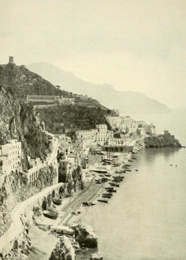 Vesuvio da Le Naturaliste del 1908 - vesuvioweb 2016 - Amalfi