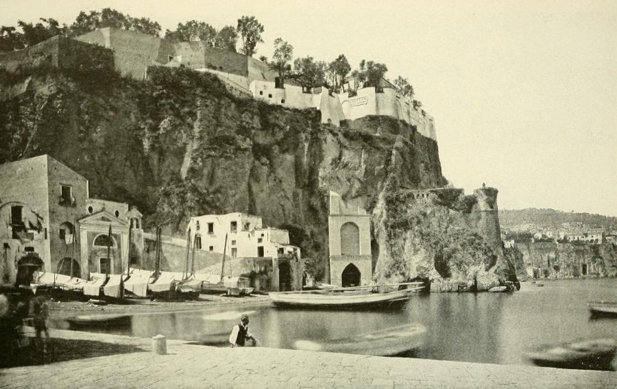 Vesuvio da Le Naturaliste del 1908 - vesuvioweb 2016 - Marina di Sorrento