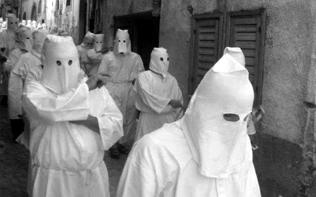 I Riti Penitenziali A Guardia Sanframondi Vesuviowebvesuvioweb