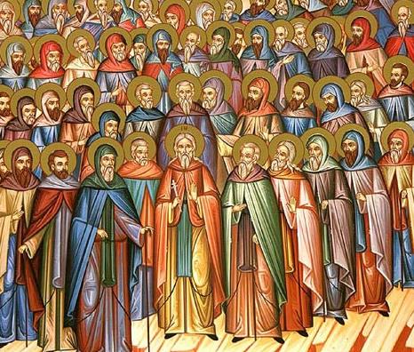 icona santi in paradiso2