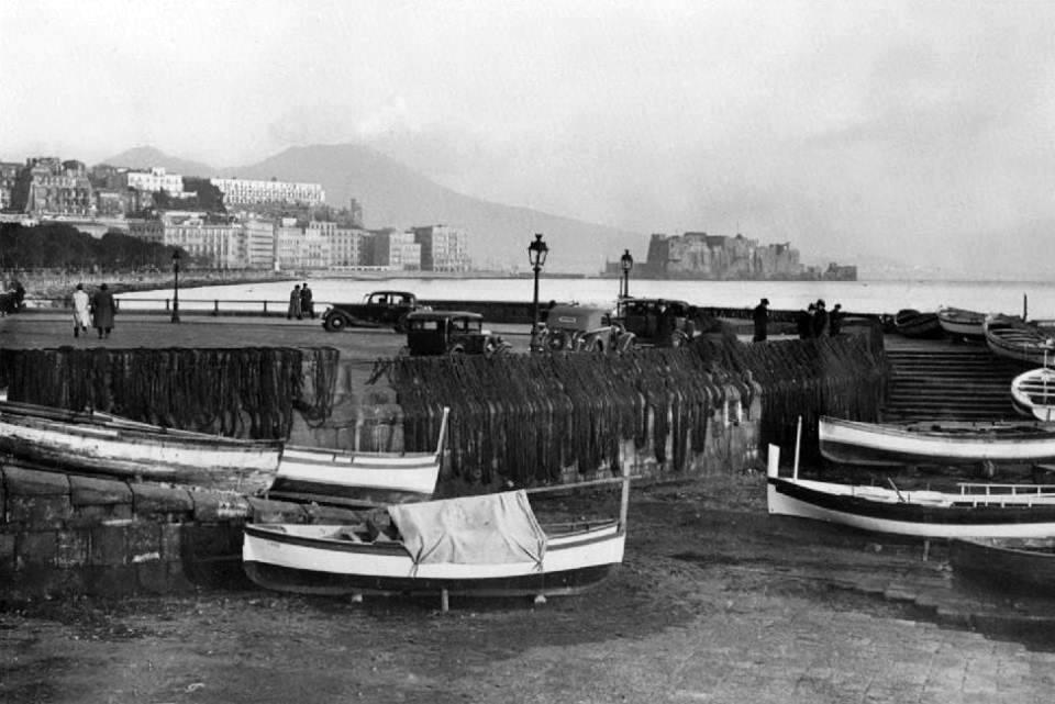 napoli Rotonda Diaz, anni '30